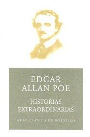 Historias Extraordinarias (Basica De Bolsillo) (Spanish Edition)