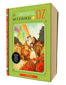 The Wonderful Wizard of Oz Book and Puzzle Box Set (Classic Book and Puzzle Set)
