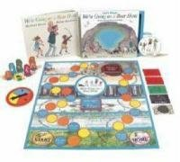 We're Going on a Bear Hunt - Book, Board Game and DVD (Book & DVD & Game)