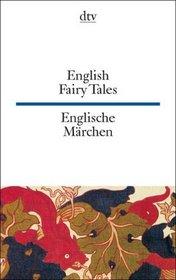 Dtv Zweisprachig: English Fairy Tales (German Edition)