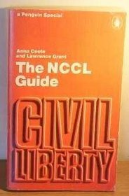 Civil liberty: the NCCL guide (A Penguin special)