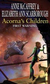 Second Wave (Acorna's Children, Bk 2)