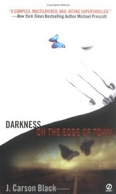 Darkness on the Edge of Town (Laura Cardinal, Bk 1)
