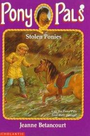 Stolen Ponies (Pony Pals, Bk 20)