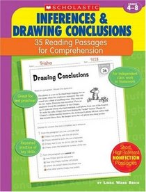 Inferences & Drawing Conclusions: 35 Reading Passages for Comprehension, Grades 4-8