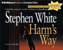 Harm's Way (Dr. Alan Gregory, Bk 4) (Audio CD) (Abridged)