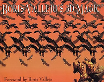 Boris Vallejo's 3d Magic