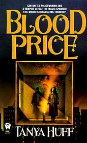 Blood Price (Vicki Nelson, Bk 1)