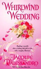 Whirlwind Wedding (Whirlwind Jamisons, Bk 1)