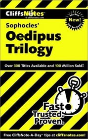 Cliffs Notes: Sophocles' Oedipus Trilogy