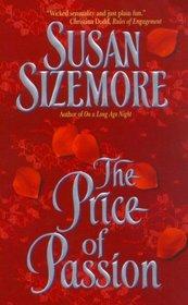 The Price of Passion (Avon Romance)