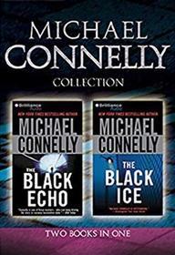 The Black Echo / The Black Ice (Harry Bosch, Bks 1-2) (Audio MP3 CD) (Unabridged)