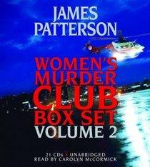 Women's Murder Club Box Set, Vol. 2 (Audio CD) (Unabridged)