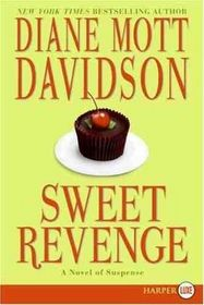 Sweet Revenge (Goldy Schulz, Bk 14) (Larger Print)