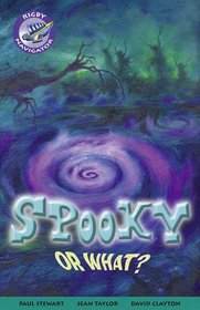 Navigator Fiction Yr 3/P4: Spooky or What Group Reading Pack 09/08