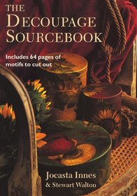 The Decoupage Source Book