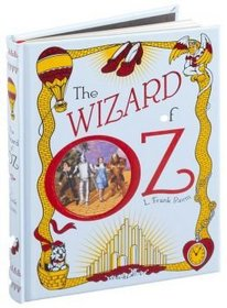 The Wizard of Oz, Leatherbound Classics