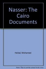 Nasser: The Cairo Documents