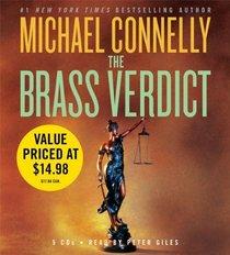 The Brass Verdict (Mickey Haller, Bk 2) (Harry Bosch) (Audio CD) (Abridged)