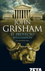 Proyecto Williamson, El (Spanish Edition)