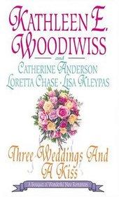 Three Weddings and a Kiss