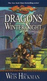 Dragons of Winter Night (Dragonlance Chronicles, Bk 2)