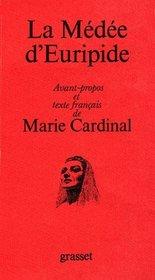 La Medee d'Euripide: Theatre (French Edition)