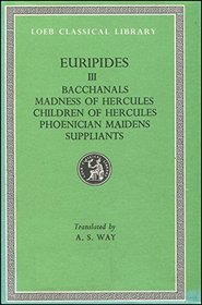 Works: v. 3 (Loeb Classical Library)