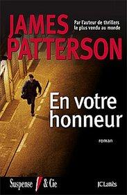 En Votre honneur (Double Cross) (French Edition)