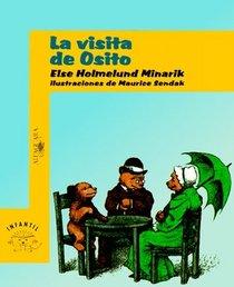 LA Visita De Osito (Spanish Edition)
