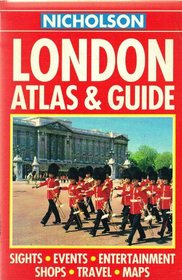 London Pocket Atlas and Guide/Tourist London (Nicholson Guides)