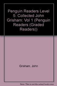 Penguin Readers Level 5: Collected John Grisham