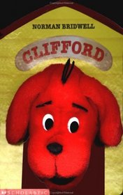 My Dog Clifford Plush Book