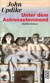 Unter dem Astronautenmond.