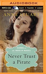 Never Trust a Pirate (Scandal at the House of Russell)