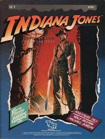 Indiana Jones and the Temple of Doom (Indiana Jones RPG module IJ1)