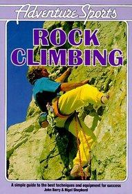 Rock Climbing (Adventure Sports)