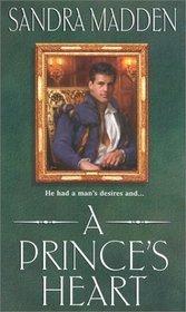A Prince's Heart (Zebra Ballad Romance)