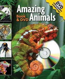 Amazing Animals Book and DVD