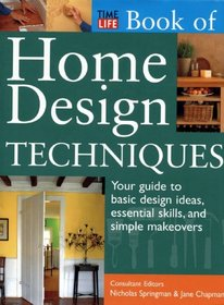 Time-Life Book of Home Design Techniques