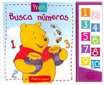 Pooh Busca Numeros (Spanish Edition)