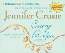 Crazy for You (Audio CD) (Abridged)