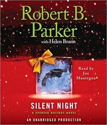 Silent Night (Spenser) (Audio CD) (Unabridged)
