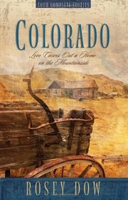 Colorado: Love Carves out a Home on the Mountainside