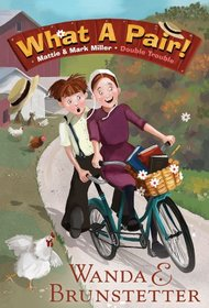 Double Trouble Book 1: What a Pair!