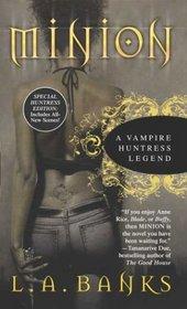 Minion (Vampire Huntress, Bk 1)