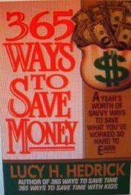 365 Ways to Save Money
