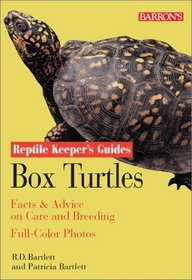 Box Turtles (Reptile Keeper's Guide)