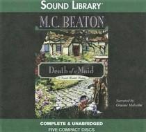 Death of a Maid (Hamish Macbeth, Bk 22) (Audio CD) (Unabridged)