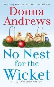 No Nest for the Wicket  (Meg Langslow, Bk 7)